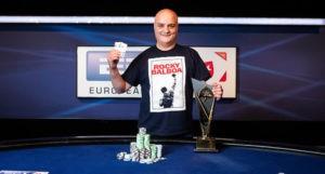Uri Gilboa Becomes First-Ever Israeli European Poker Tour Main Event Champion