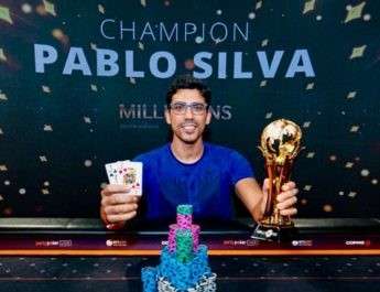 Pablo Silva Wins MILLIONS South America Main Event