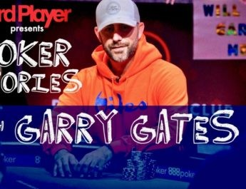 Poker Stories Podcast: Poker Industry Veteran And WSOP Main Event Final Tablist Garry Gates