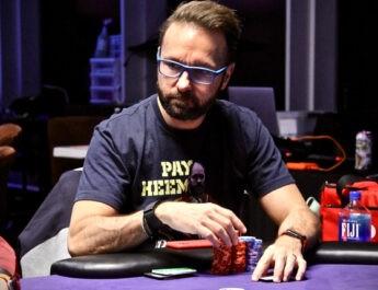 Daniel Negreanu Falls Two Spots Shy Of His Seventh World Series of Poker Bracelet
