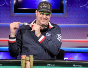 Phil Hellmuth Wins Record 16th World Series of Poker Gold Bracelet